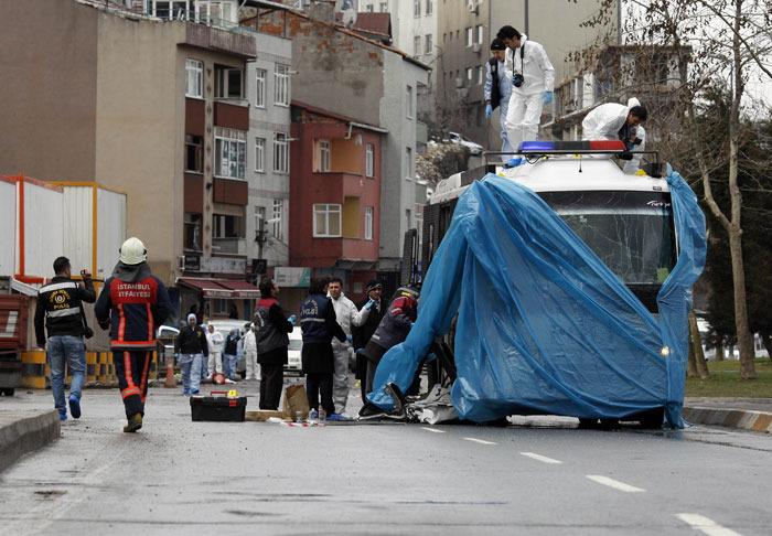 Turquie : capture du tueur présumé de l'attaque terroriste d'Istanbul