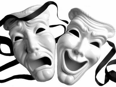 masque rire