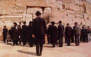Parachath Nitsavim :Vous vous tenez tous devant l'Eternel
