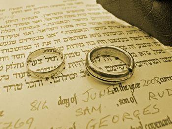 Le mariage d'un sacrifice