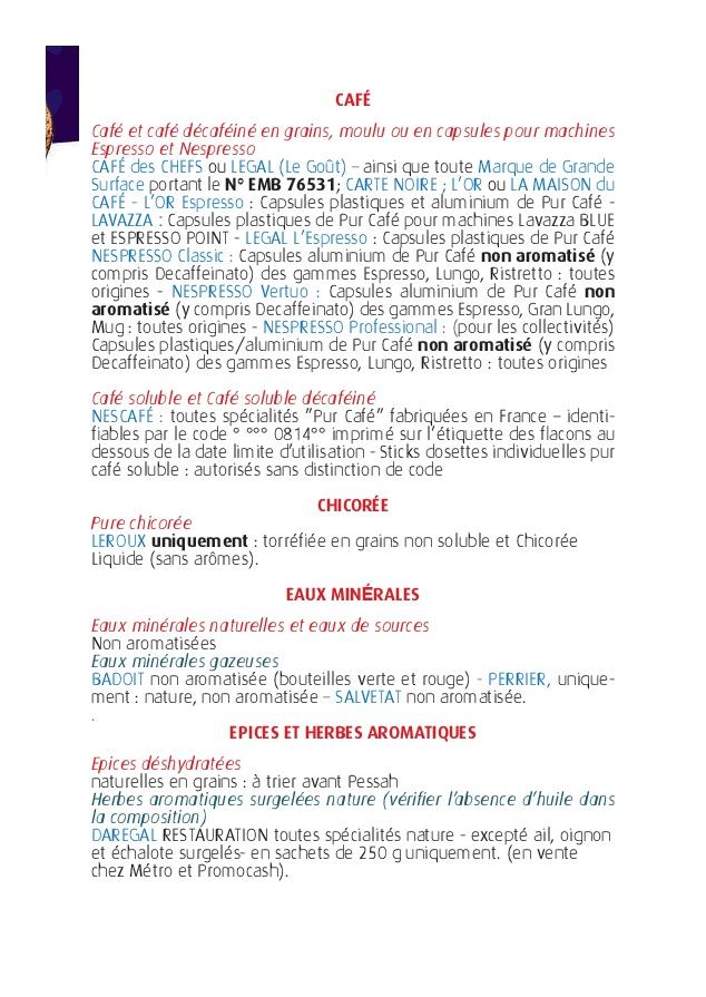 Calendrier Hebraique 5778.Liste De Pessah 2018 5778 Du Consistoire Chiourim