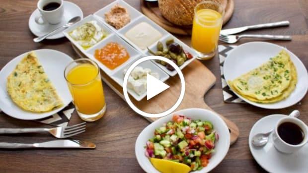 Recette: Petit déjeuner israélien pour deux – chiourim